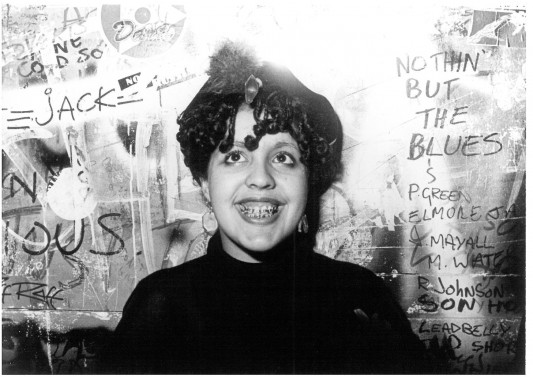 Poly Styrene_by Falcon Stuart