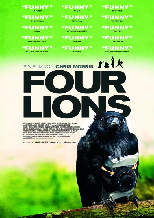 OPAK Filmklub - Four Lions
